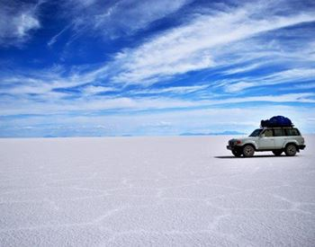 Uyuni Salt Flats 3 Days/ 2 Nights Tours