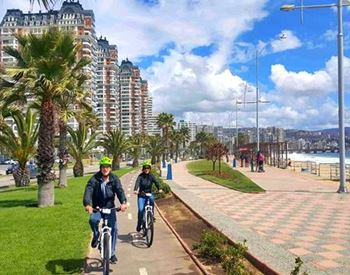 Bike Tours in Valparaiso