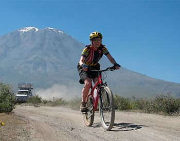 Arequipa Mountain Biking