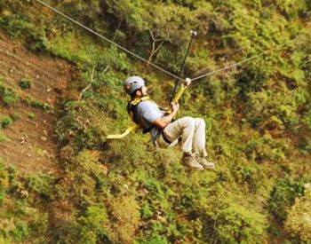 Ziplines in Cusco