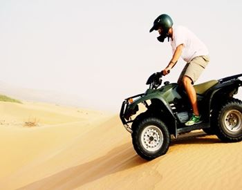 Quad Bike ATV Tours in Paracas
