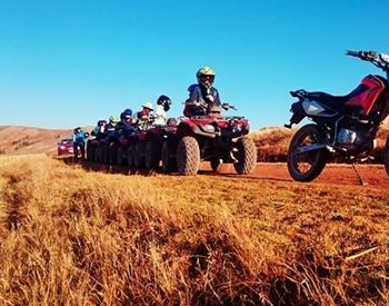 ATV Quad Bike Tours in Cusco