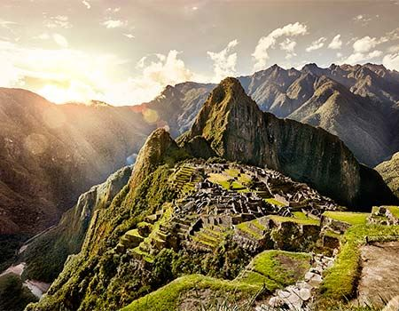 Tours by Train to Machu Picchu