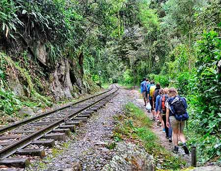 Inca Jungle Treks a Machu Picchu