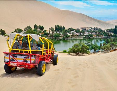 things to do in HUACACHINA